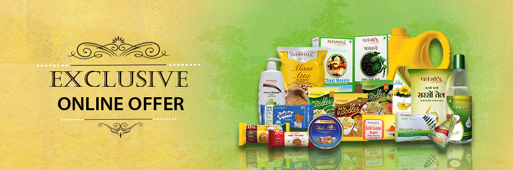 Online Shopping: Shop Online for Food, Herbal cosmetics, Juices