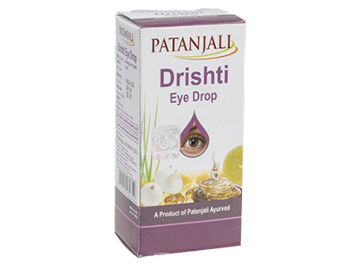 Patanjali Drishti Eye Drop 10 ml - Buy Online