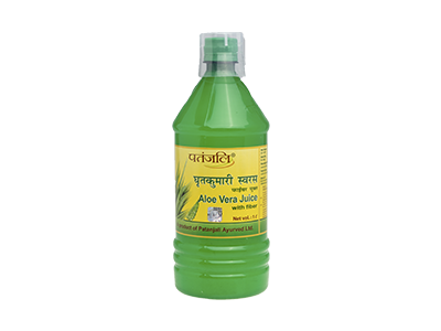ALOEVERA JUICE WITH FIBER (L)