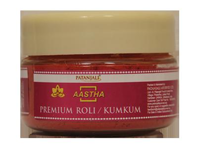 AASTHA PREMIUM ROLI / KUMKUM