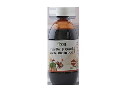 Patanjali Divya ASHOKARISTH 450 ml - Buy Online