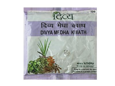 Картинки по запросу Divya Patanjali Medha Kwath 100 gramm