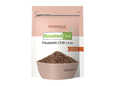 ROASTED DIET-FLAXSEED CHILI LIME 150GM