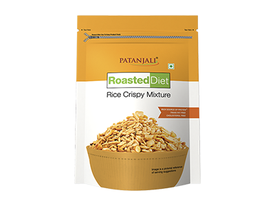 ROASTED DIET-RICE CRISPY MIXTURE 125 G