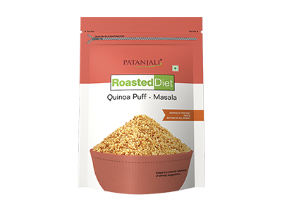 ROASTED DIET-QUINOA-MASALA FLAV 80 GM