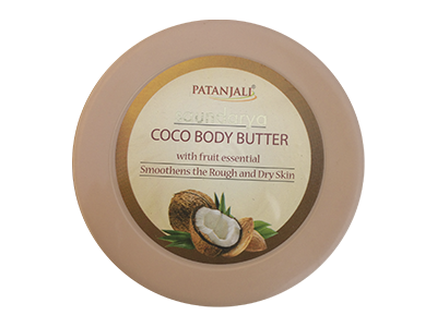 SAUNDARYA COCO BODY BUTTER CREAM