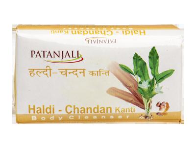 Patanjali Haldi Chandan Kanti Body Cleanser