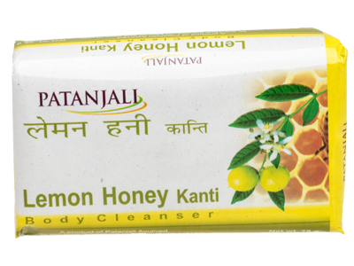 LEMON HONEY KANTI BODY CLEANSER