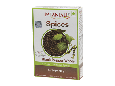 BLACK PEPPER WHOLE