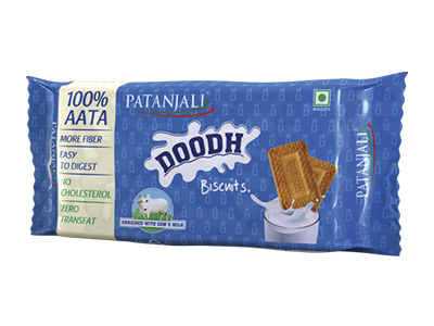 PATANJALI DOODH BISCUITS