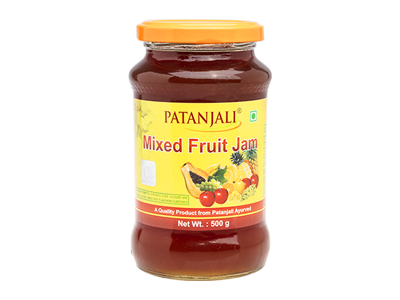 MIXED FRUIT JAM