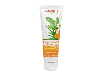 ORANGE ALOEVERA FACE WASH