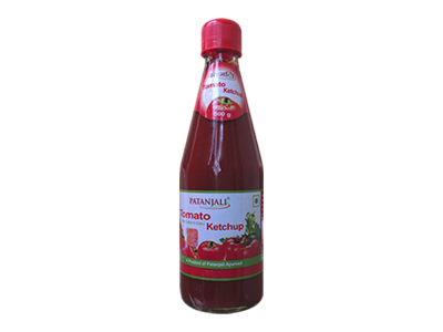 TOMATO KETCHUP WITH ONION & GARLIC