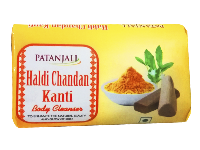 HALDI CHANDAN KANTI BODY CLEANSER(100GM)