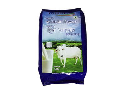 PATANJALI COWS WHOLE MILK POWDER