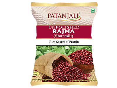 PATANJALI UNPOLISHED RAJMA SHARMILI