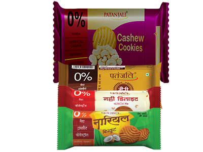 PATANJALI- COMBO (PACK OF BISCUIT)