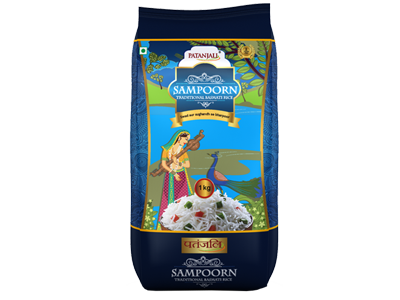 SAMPOORN TRADITIONAL BASMATI RICE