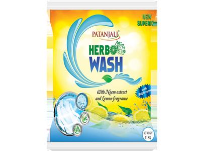 Patanjali Herbo Wash Detergent Powder