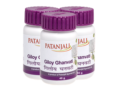 GILOY GHAN VATI (PACK OF 3)
