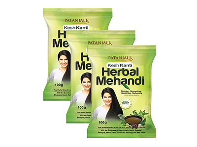 HERBAL MEHANDI (PACK OF 3)