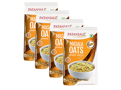 MASALA OATS 200gm  (pack of 4)