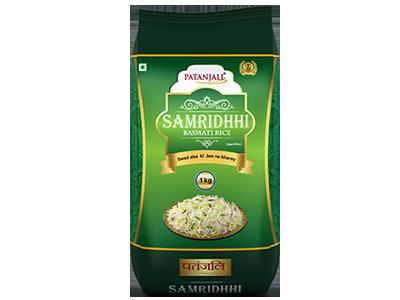 Patanjali Samridhhi Basmati Rice