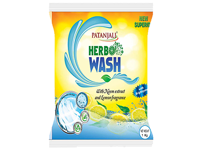 HERBO WASH DETERGENT POWDER