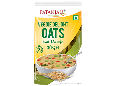 VEGGIE DELIGHT OATS- 200Gm