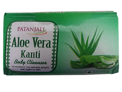 ALOEVERA KANTI BODY CLEANSER 100GM