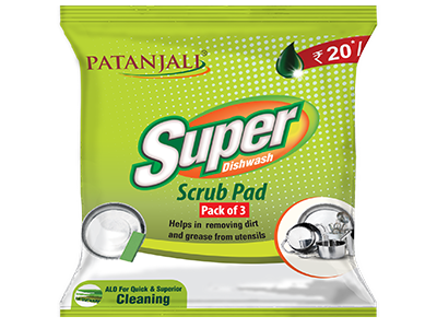 SUPER SCRUB PAD PACK OF 3