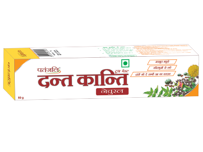 DANT KANTI NATURAL TOOTHPASTE