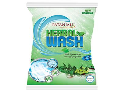 HERBAL WASH DETERGENT POWDER