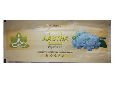 AASTHA AGARBATTI - MOGRA