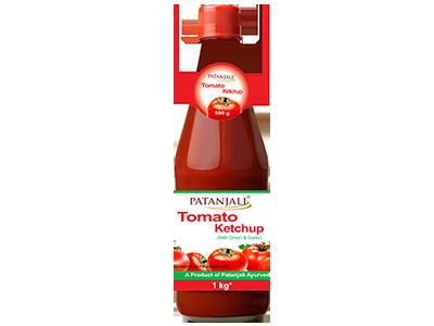 Patanjali Tomato Ketchup with Onion & Garlic