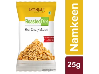 ROASTED DIET-RICE CRISPY MIXTURE