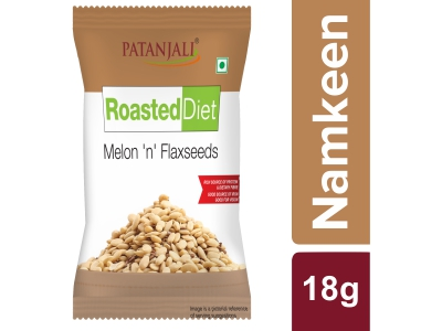 ROASTED DIET-MELON 'N' FLAXSEED