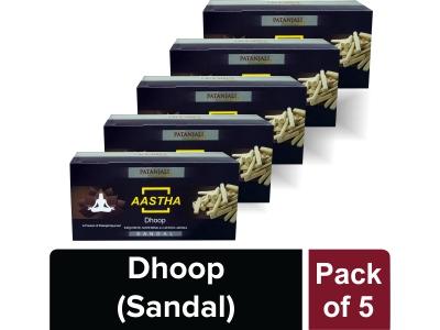 AASTHA DHOOP - SANDAL (Pack of 5)