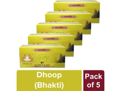 AASTHA DHOOP BHAKTI (Pack of 5)