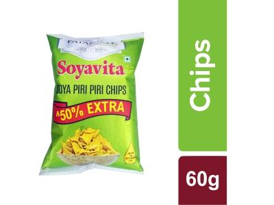 Patanjali Soyavita Soya Piri Piri Chips