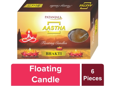 BHAKTI FLOATING CANDLE