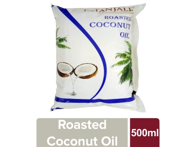 Patanjali Roasted Coconut Oil