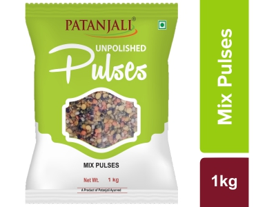 UNPOLISHED MIX PULSES