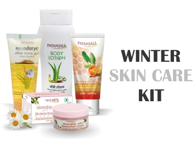 WINTER SKIN CARE KIT (Pack of 4)
