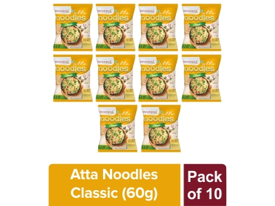 ATTA NOODLES CLASSIC 60GM (Pack of 10)