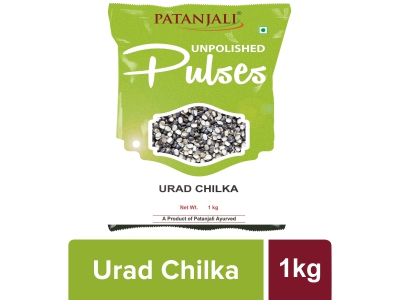 PATANJALI UNPOLISHED URAD CHILKA