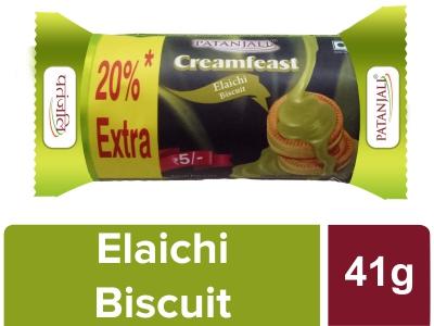 CREAMFEAST ELAICHI BISCUIT 41 G - T