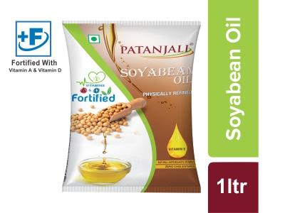 Patanjali Soyabean Oil (P)