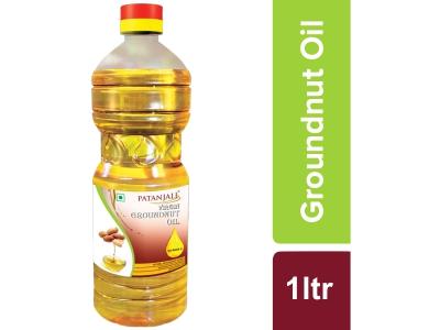 GROUNDNUT OIL 1 LTR.