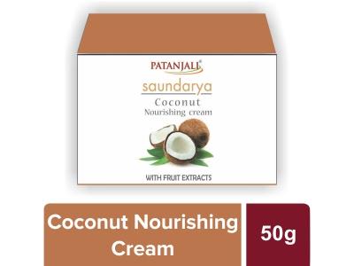 SAUNDARYA COCONUT NOURISHING CREAM